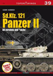 """Kagero (Topdrawings). Sd.Kfz. 121 Panzer II. All versions and """"Luchs"""""""