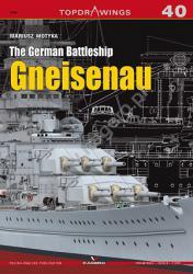 Kagero (Topdrawings). The German Battleship Gneisenau