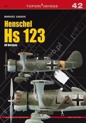 Kagero (Topdrawings). Henschel Hs 123. All Versions