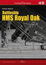 Kagero (Topdrawings). Battleship HMS Royal Oak