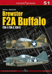 Kagero (Topdrawings). Brewster F2A Buffalo