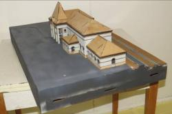 Basis for diorama