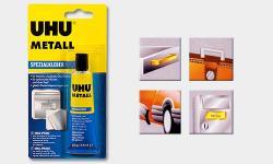 Клей для металла UHU Metall