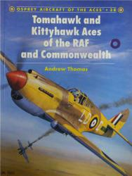 Osprey Aircraft of the Aces №038. Tomahawk and Kittyhawk Aces
