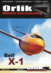 Американский самолёт Bell X-1
