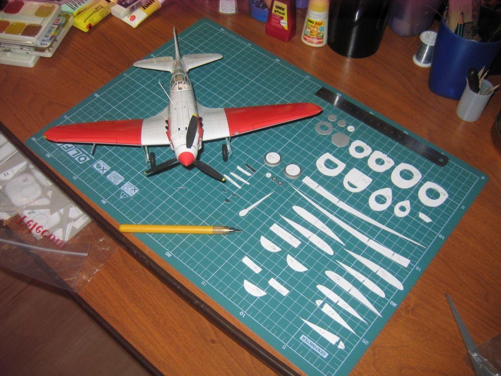 Как сделать самолёт из фонарика