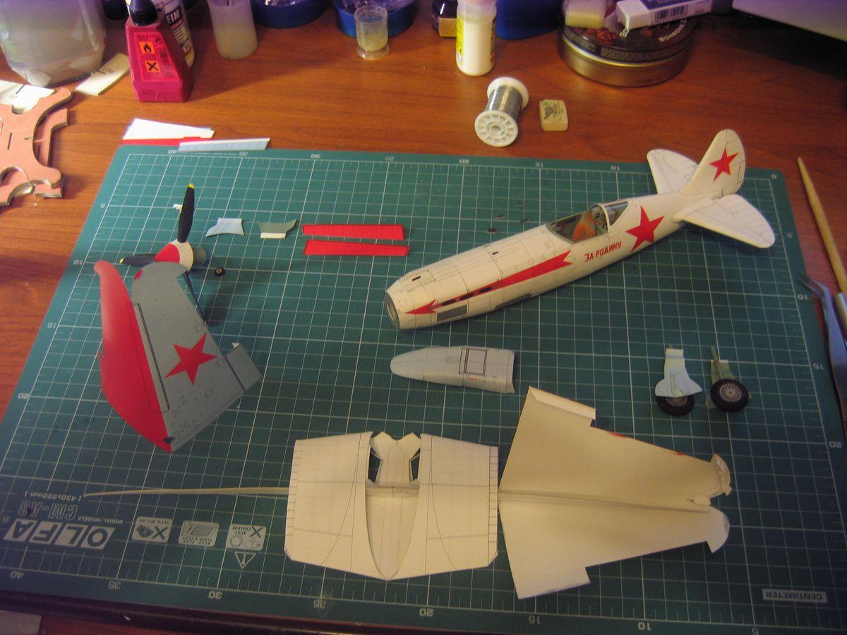 Как сделать модель самолёт своими руками 906