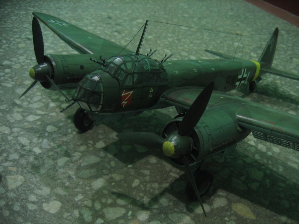 Обои junkers ju 88, юнкерс ju 88, многоцелевой самолет. Авиация foto 17